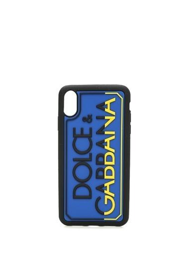 Dolce&Gabbana iPhone XS Max Aksesuar Mavi